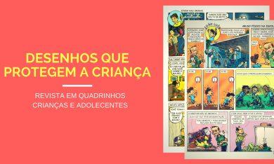 Revista em Quadrinhos Crianças e Adolescentes